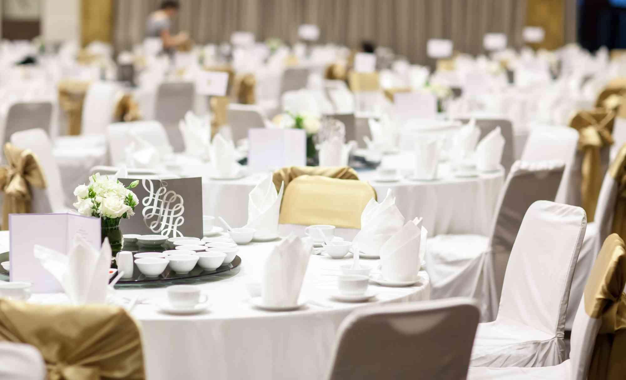 otelde düğün